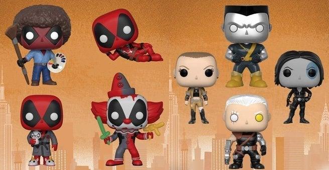 Funko S Deadpool 2 Pop Figure Lineup Is Everything We