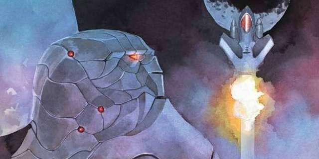 Descender #27 Review - Cover