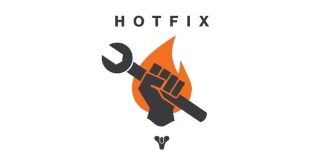destiny hotfix featured