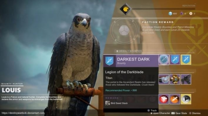 Destiny 2 Fan Proposes New Alternative to the In-game Vendor