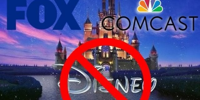 Comcast Tops Disney's Bid For Fox