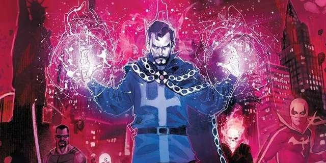 Doctor Strange Damnation #1