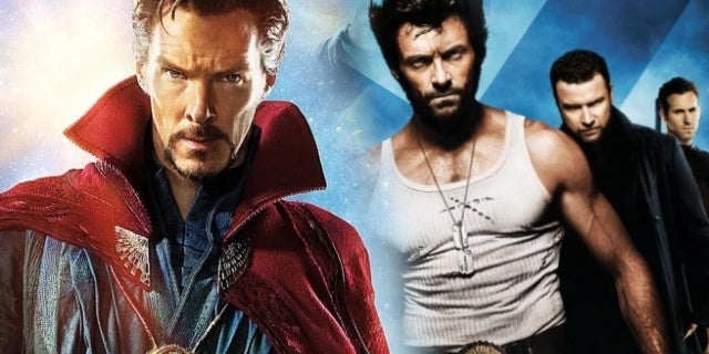doctor strange x men origins wolverine