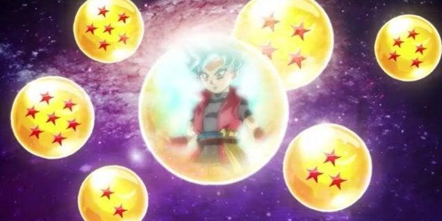 Dragon Ball Heroes SSB Gohan