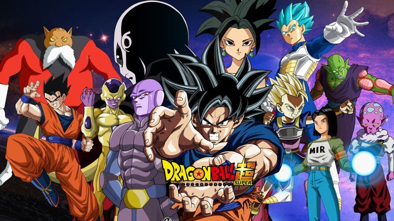 Dragon Ball Jiren Joins Z-Fighters