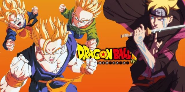 Dragon Ball Next Generations Naruto Boruto