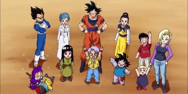 Dragon Ball Super Ending Toshio Goodbye Message
