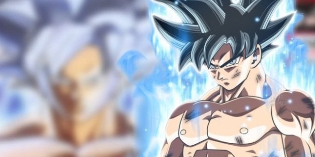 Dragon Ball Super Goku Ultra Instinct Mastered Official Name