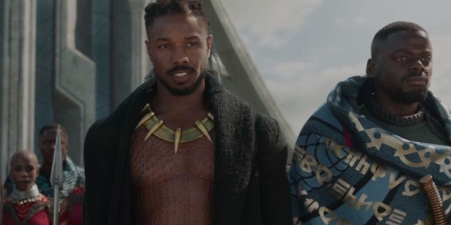 Erik Killmonger Black Panther