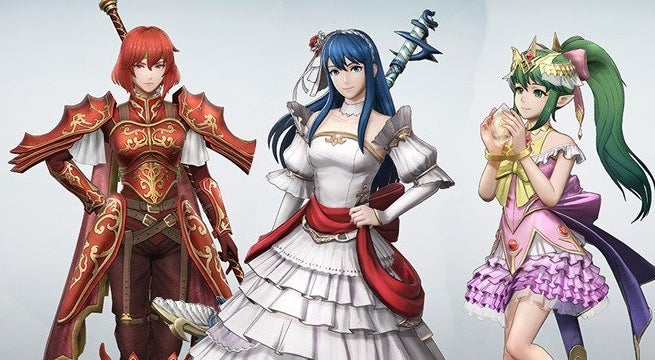 Fire Emblem: Warriors' 2nd DLC draws heavily from Shadow Dragon