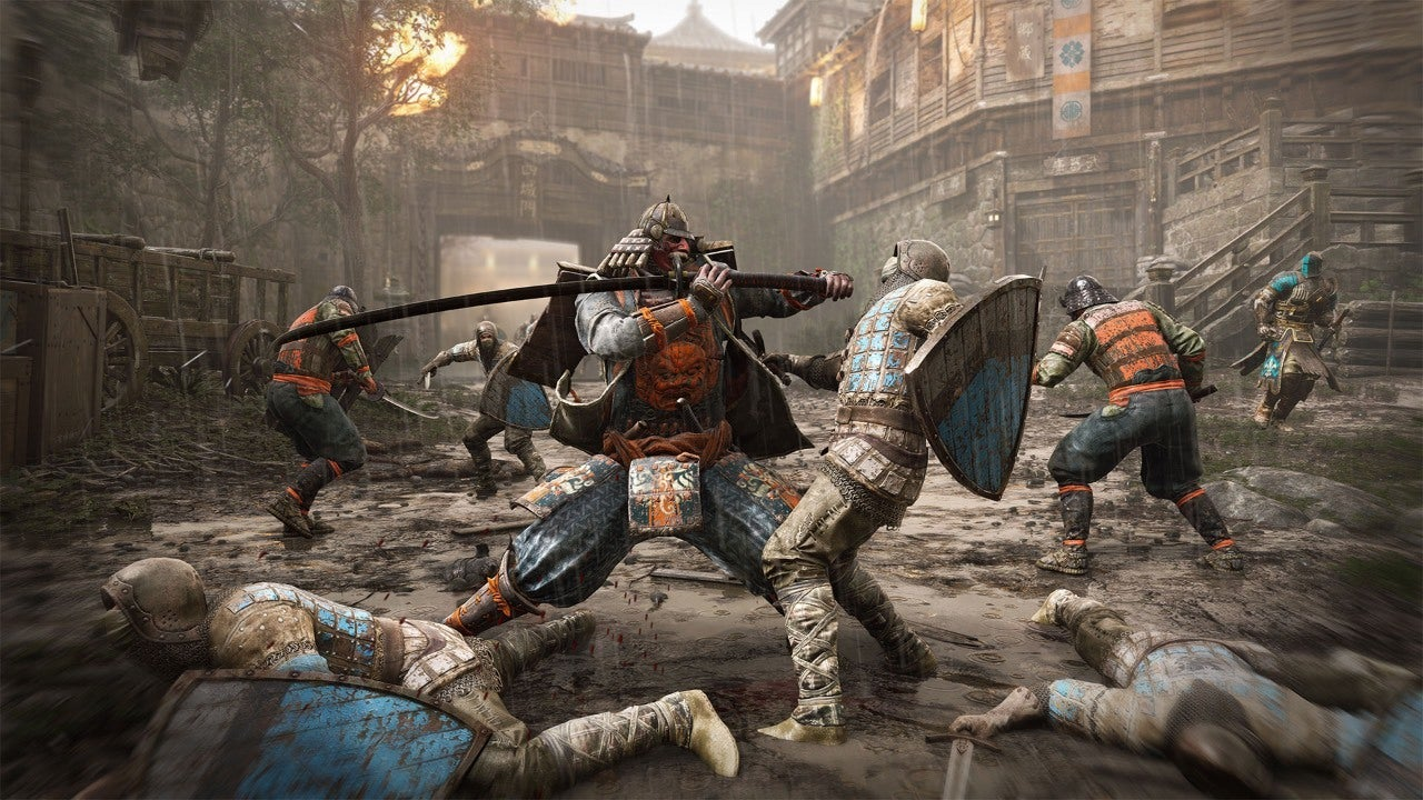 for honor dedicated servers ps4