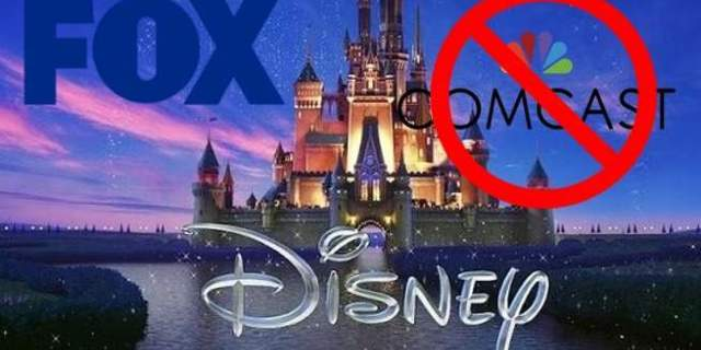 Fox President Says Disney Is Better Fit Than Comcast