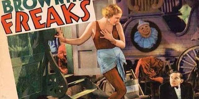 freaks movie poster 1932