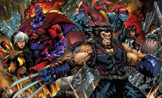 Future Marvel Dystopia - Age of Apocalypse