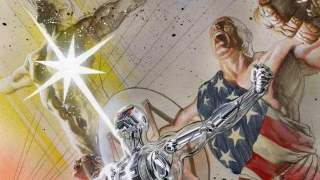 Future Marvel Dystopia - Earth X