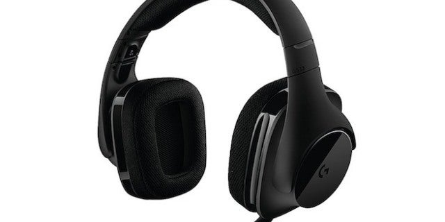 logitech g533 wireless headset review pretty good for. Black Bedroom Furniture Sets. Home Design Ideas