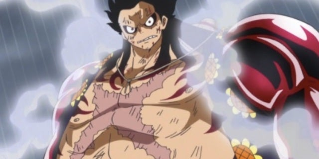 'One Piece' Fan-Art Imagines New Gear Fourth Form