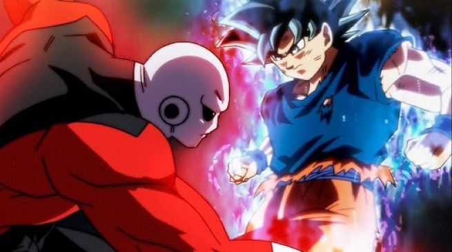 Goku Mastered Instinct Jiren Final Fight
