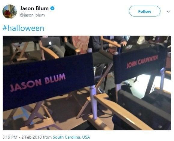 halloween movie john carpenter jason blum