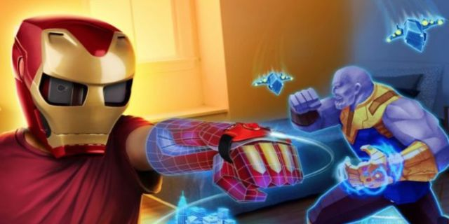 Hasbro Iron Man Hero Vision