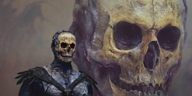 He-Man Masters Universe Horror Movie Concept Art