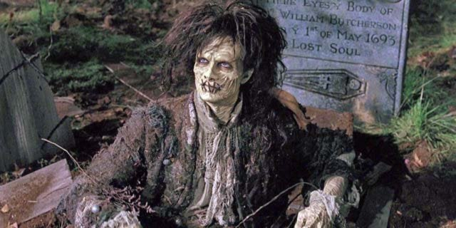 hocus pocus doug jones billy butcherson sequel