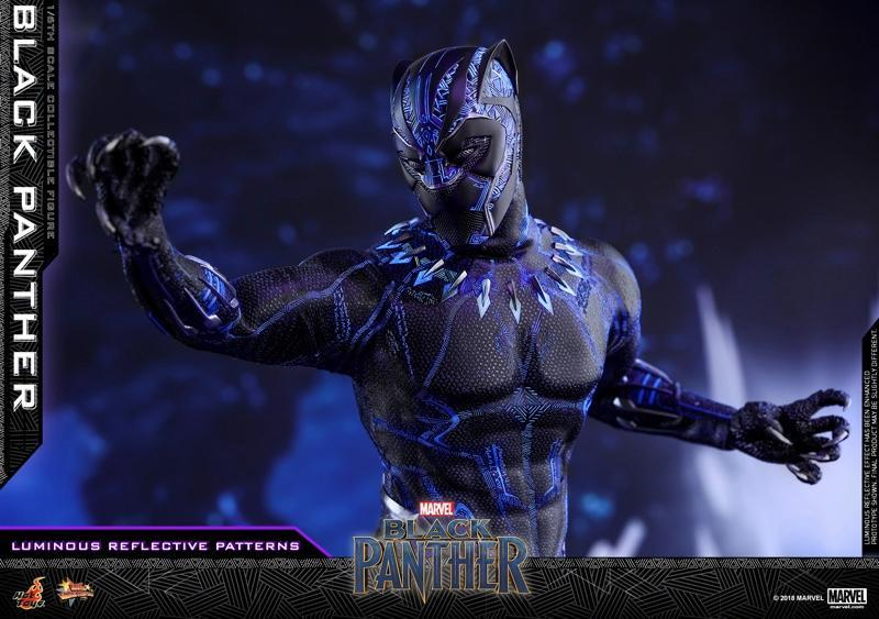 Hot Toys - Black Panther - Black Panther collectible figure_PR18