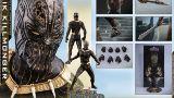 Hot Toys - Black Panther - Erik Killmonger collectible figure_PR26