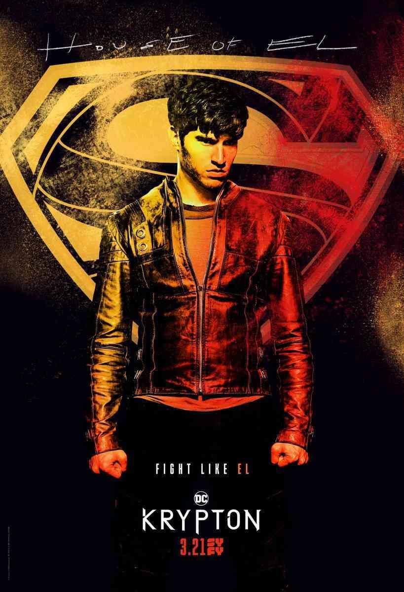 კრიპტონი / Krypton - სეზონი 1 (ქართულად)