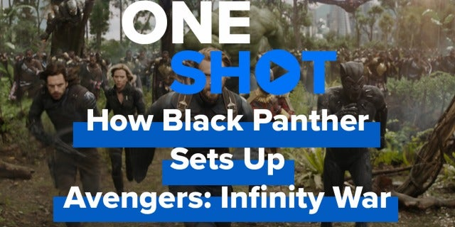 How Does Black Panther Set Up Avengers: Infinity War screen capture