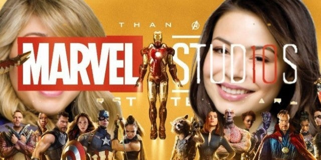 iCarly Marvel Cinematic Universe