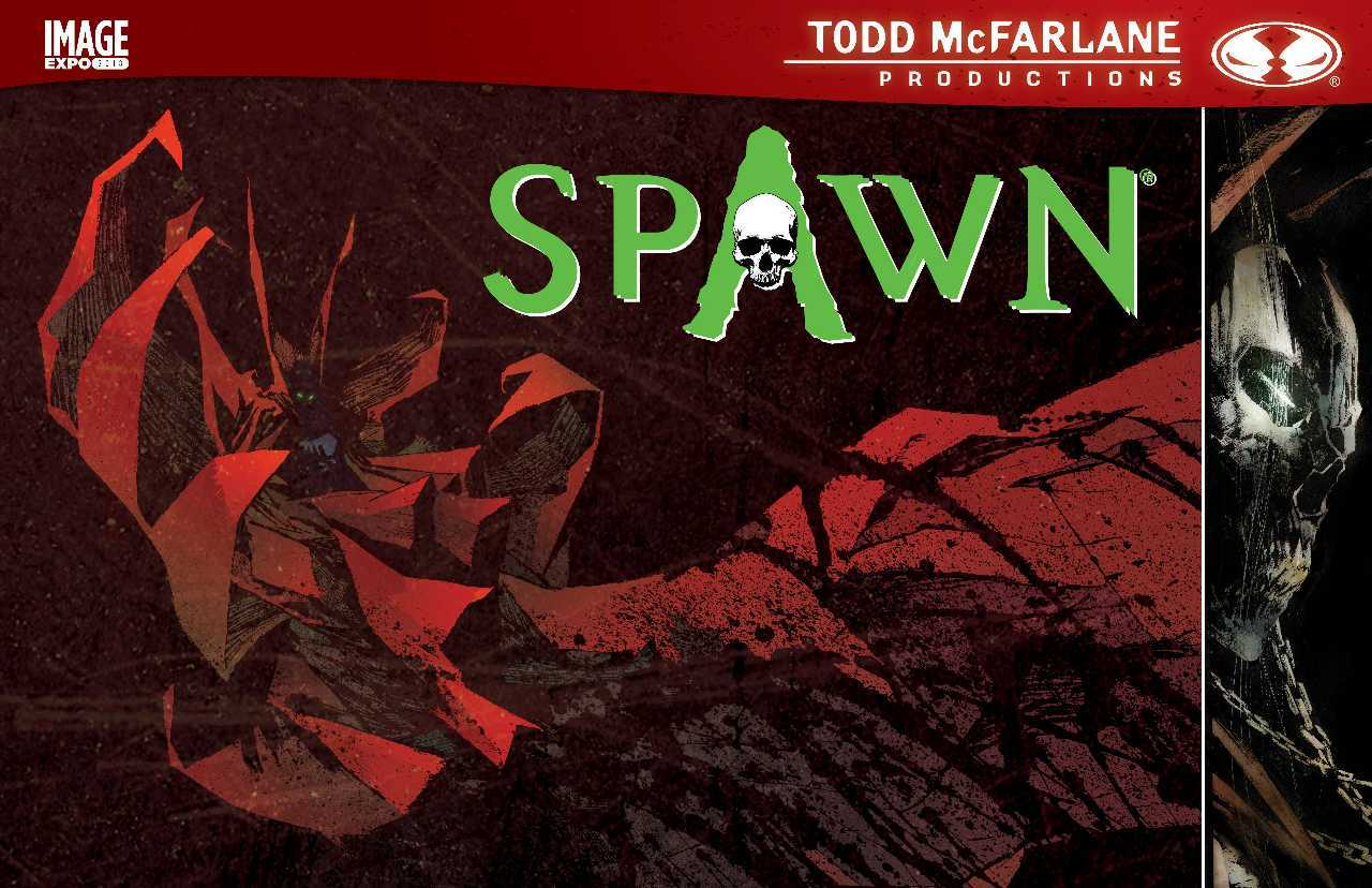 Spawn Posters