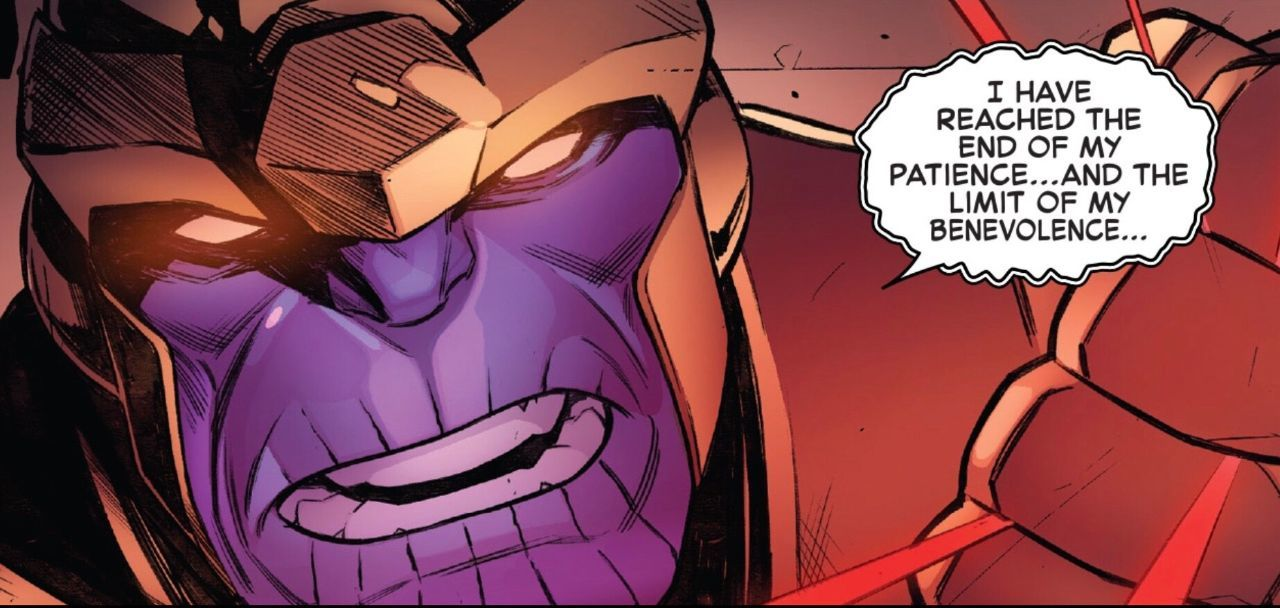 Infinity Countdown - Thanos The Just Reality Stone