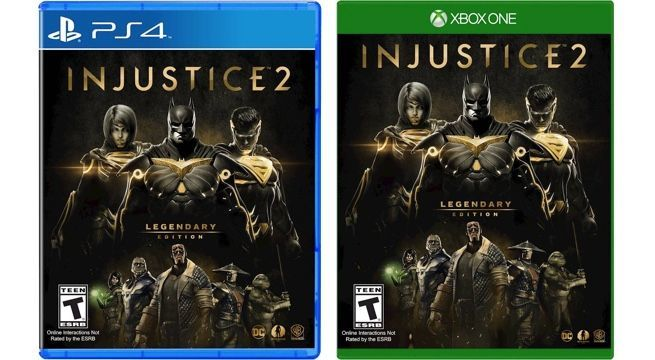 Injustice 2 - Legendary Edition Brings Everything Together Next Month