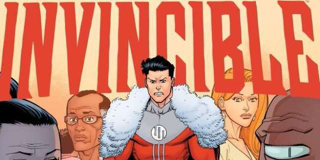 Invincible #144 Review - Cover
