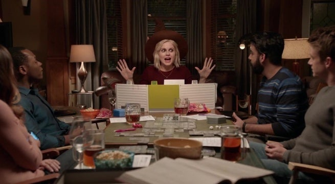 izombie twenty sided die