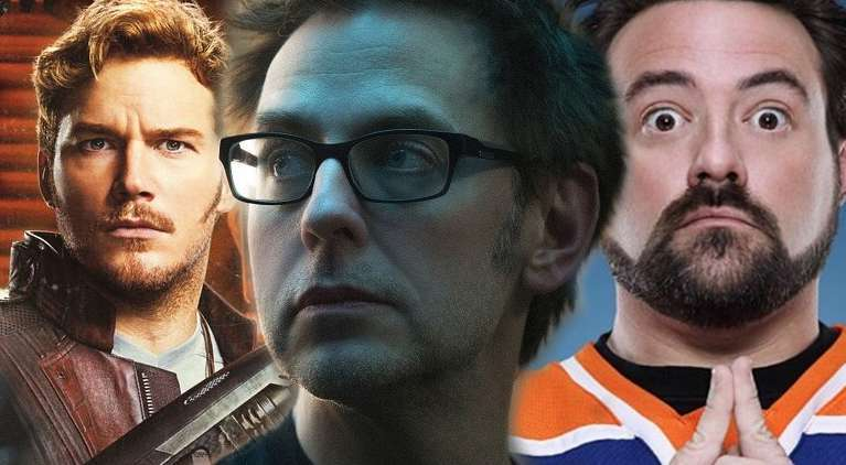James Gunn defends Chris Pratt's 'prayer' tweet to Kevin Smith