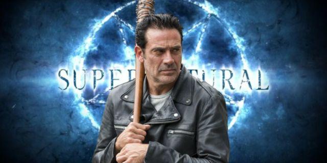 Jeffrey Dean Morgan Walking Dead Supernatural comicbookcom