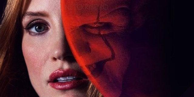 Jessia Chastain IT Movie 2 Sequel
