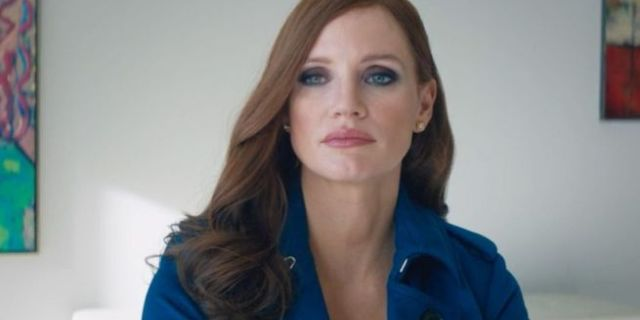 Jessica Chastain IT Part 2 Sequel