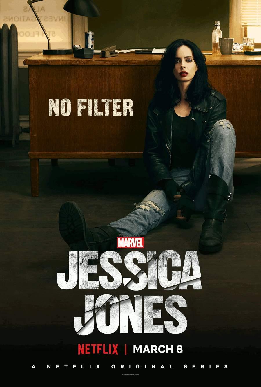 Bildergebnis für Jessica Jones Staffel #2