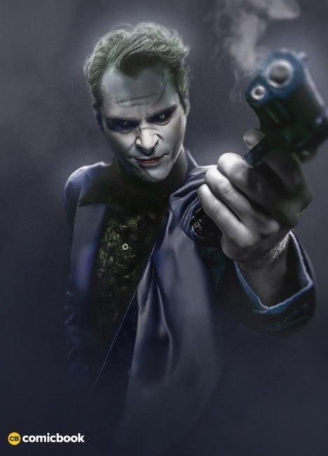 Joaquin Phoenix Joker ComicBook.com