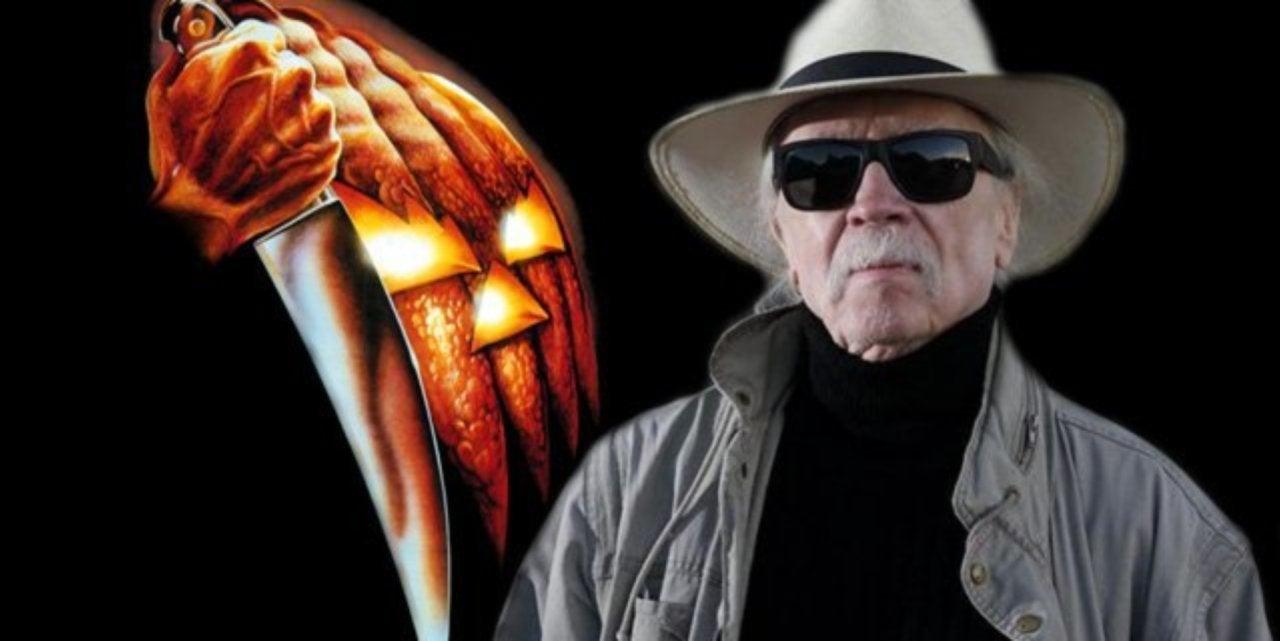 John Carpenter Officially On Set For 'Halloween' Sequel