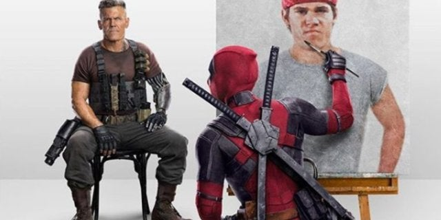 Josh Brolin Birthday Deadpool Cable