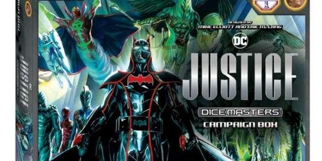 Justice Dice Masters