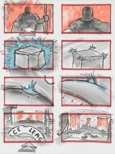 Justice-League-Darkseid-Storyboard