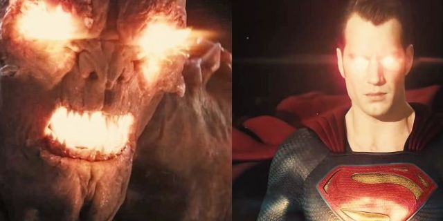 Justice League Easter Egg Batman v Superman Doomsday