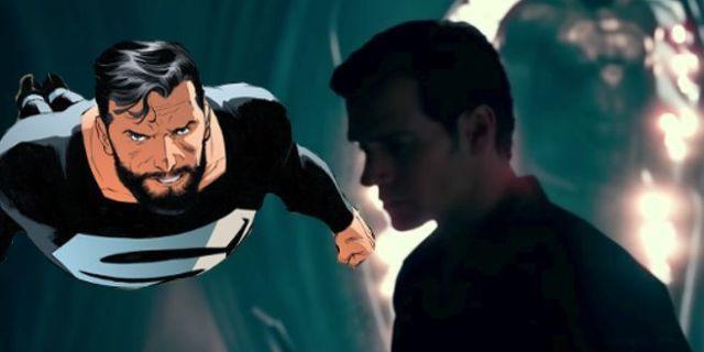 Justice League Superman Black Suit Fan Reactions