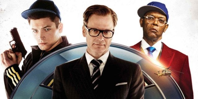 kingsman the secret service movie