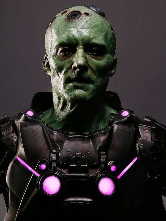 Krypton Brainiac